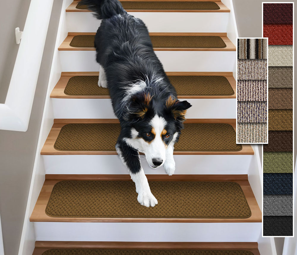 attachable stair treads set of 15