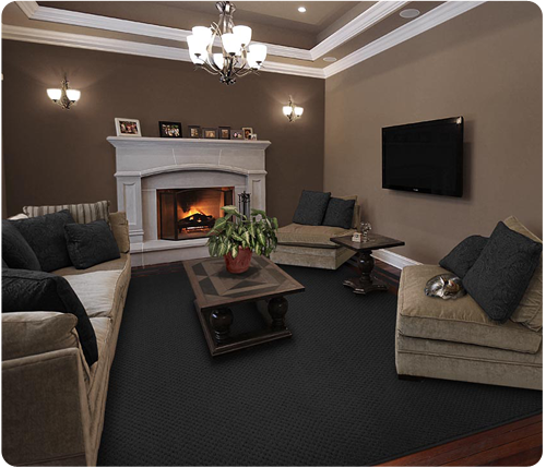 If You Wish To Give Your Room A Magical Transformation Here Are Some Black Area Rugs That Can Try Out