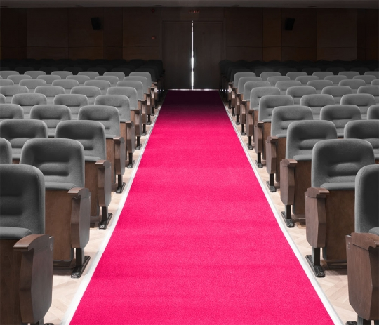Pink Carpet Aisle Runners Cancer