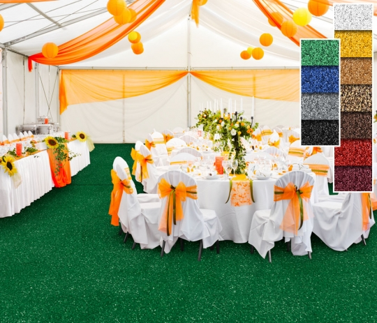 & Turf Tent Rugs| Tent Event Rugs | Outdoor Tent Turf